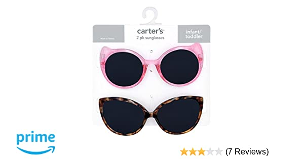 c1692ebbd44 Amazon.com  Carter s Baby Girl s 100% Uva-uvb Protected ...