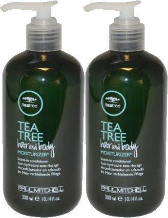 Paul Mitchell Tea Tree Hair and Body Moisturizer DUO, 10.14