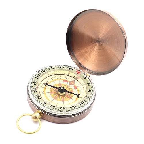 DETUCKTM Pocket Compass Outdoor