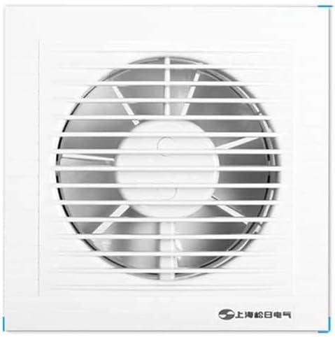 Ventilador de ventilación Ventana de Vidrio Cocina Escape Humo ...