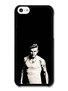AMAF ? Accessories David Beckham Portrait Tattoos case for iPhone 5C