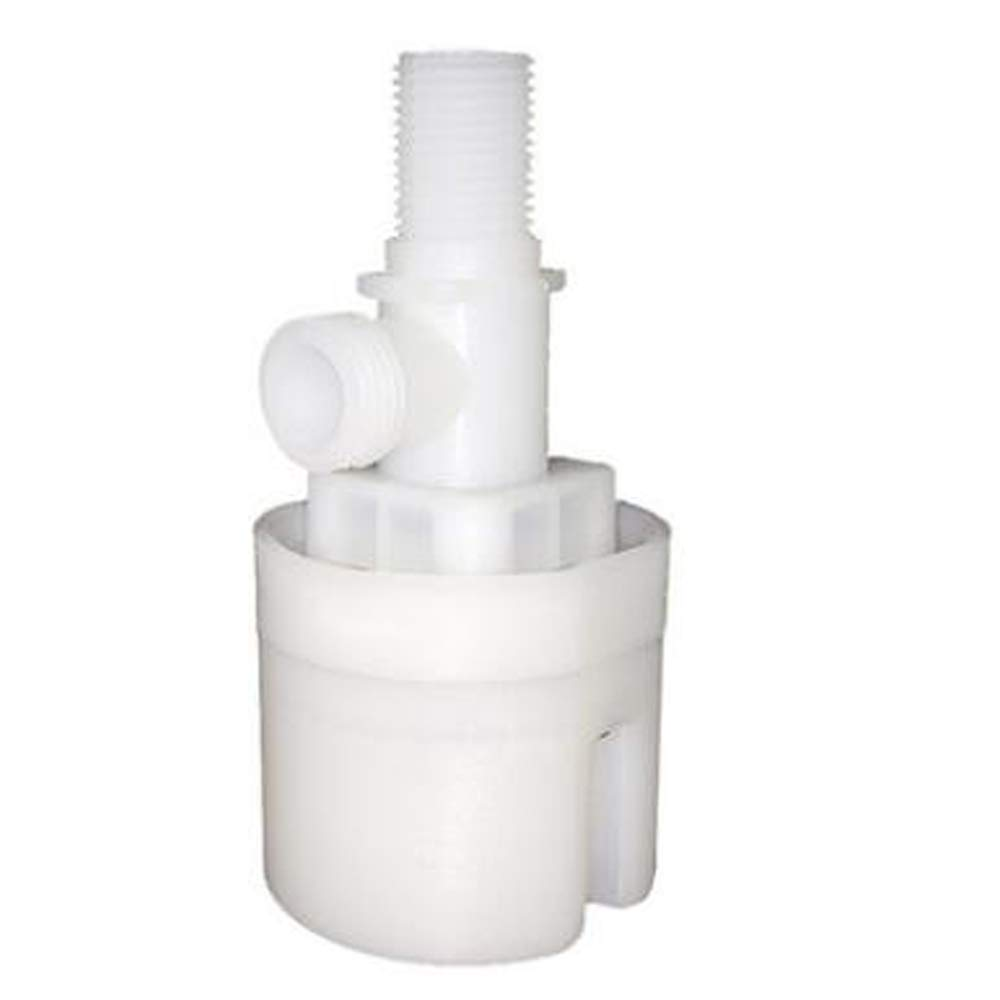 1 Pack Water Level Control Box Upgraded Version of Traditional Float Valve 1//2 inch Float Valve