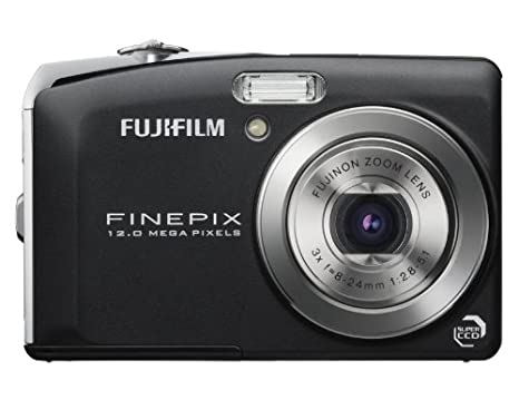 Fujifilm FinePix F50fd - Cámara Digital Compacta 12 MP ...