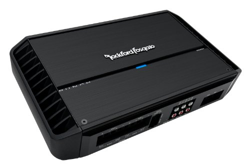- Rockford Fosgate P600X4 Punch 600 Watt 4 Channel Amplifier