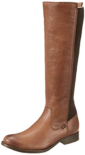 Frye Womens Molly Gore Tall Riding Boot Whisky
