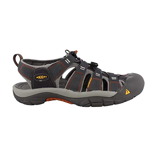 Keen Men's Newport H2 India Ink/Rust Sandal 7.5 D - Medium (Keen Womens Newport H2)