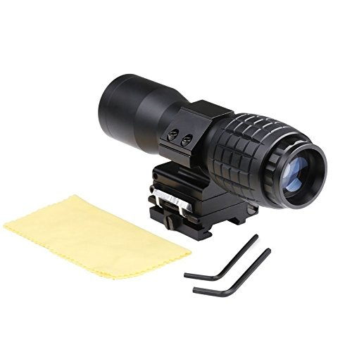 Briday 5X Magnifier FTS Flip to Side for Similar Scopes Sights Aimpoint by Briday (Image #2)