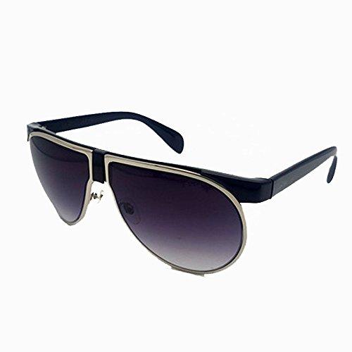 réfléchissant pilote voler de soleil de Sports lunettes de film de Lunettes soleil polarisées pour grenouille réfléchissantes de lunettes soleil plein polarisées de couleur lunettes miroir air pilote xYBqannw5d