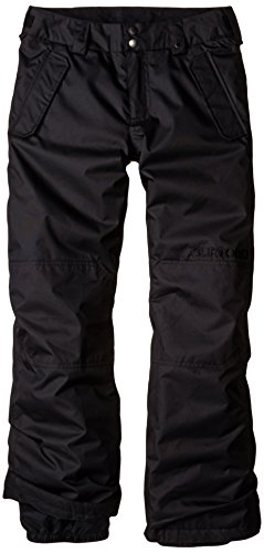 Burton Boy's Parkway Pant, True Black, Small by Burton