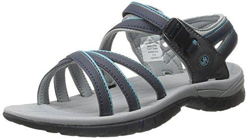 Strap Sport Northside Toe Navy Open Sandal Womens Kiva wqSSOXE
