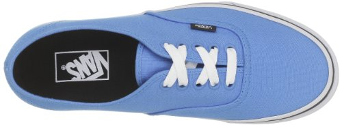 Vans U AUTHENTIC BISCAY GREEN/TR - Zapatillas de lona unisex azul - Blau (malibu blue/bla)