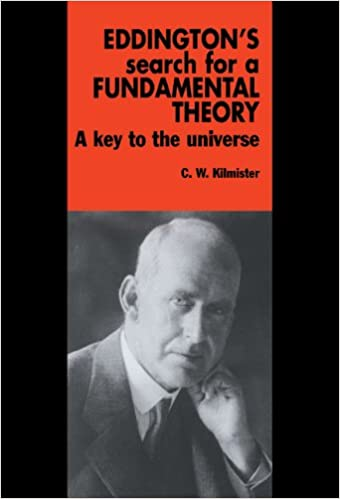 Book Eddington's Search for a Fundamental Theory: A Key to the Universe