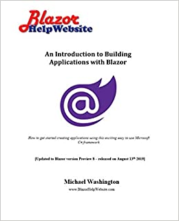 An Introduction to Building Applications with Blazor: How to