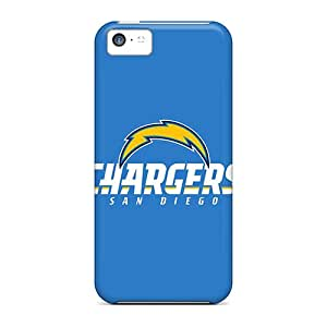 Iphone 5c Case Slim [ultra Fit] San Diego Chargers Protective Case Cover