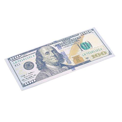 Kongqiabona Unisex Moneda Notas Patrón Libra Dólar Monedero ...