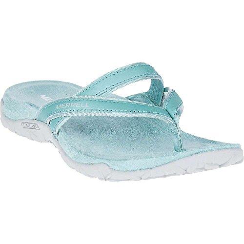 メレル シューズ サンダル Merrell Women's Terran Ari Post Sandal Aquifer [並行輸入品]