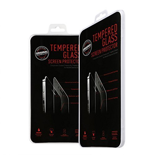 Leegoal Premium Real Explosion-pro Tempered Glass Film Screen Protector for Samsung Galaxy S4 (Comparison Quality Furniture)