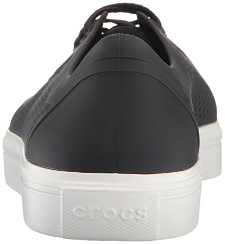 Crocs Black white Uomo Espadrillas Basse wYprqTYx