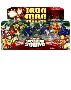 - Marvel Super Hero Squad 3