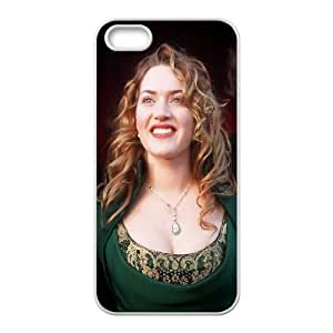 Kate Winslet Celebrity iPhone5s Cell Phone Case White WON6189218019807