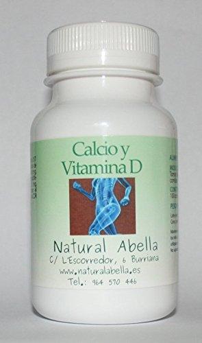 Calcio Magnesio y Vitamina D 100 comps: Amazon.es: Alimentación y bebidas