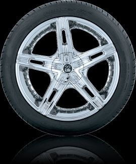 Toyo Tire Proxes ST II Street/Sport Truck All Season Tire - 255/45R20 105V -  244270