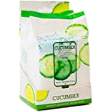 Body Prescriptions - 2 Pack (66 Count) Cucumber Infused Facial Cleansing Wipes