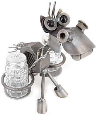 ChubbyナットHorse Salt & PepperホルダーYardbirdsリチャード・Kolb