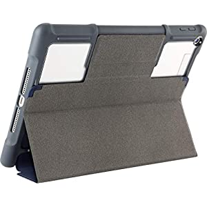 STM Dux Rugged Case for Apple iPad 5th & 6th Generation 9.7 - Midnight Blue (STM-222-160JW-04)