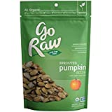 Go Raw Sprouted Pumpkin Seeds, 18 oz (2 Pack)