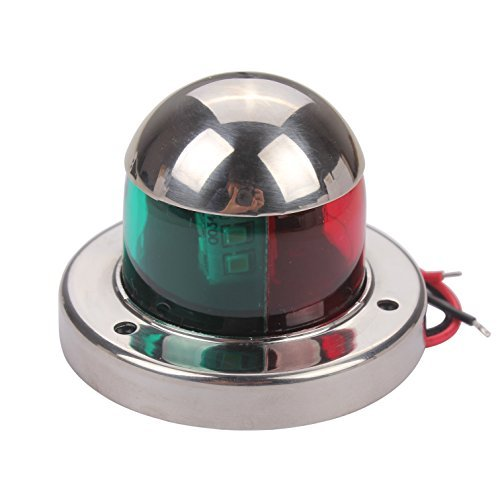 Boat Parts & Accessories Atv,rv,boat & Other Vehicle 50w 27led Red/blue/green Boat Light Underwater Pontoon Marine Transom Light Ip68 Waterproof Stainless Steel Anchor Stern Lamp Products Are Sold Without Limitations