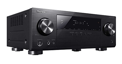 Review Pioneer VSX-531 5.1-Channel AV