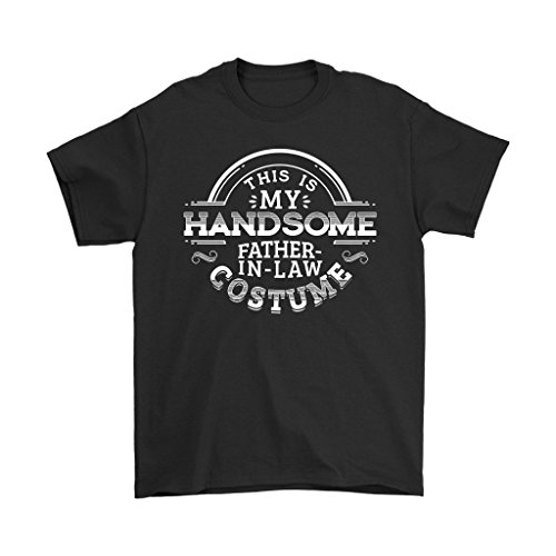 Last Minute Costume Ideas - Handsome Father-In-Law T-Shirt - Men's Sized Tee, - Costume Last Minute Ideas