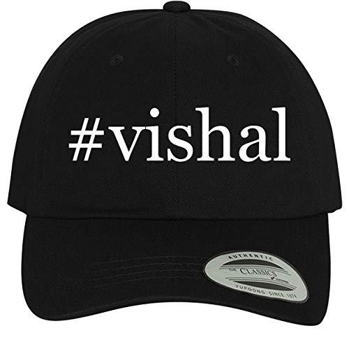 BH Cool Designs #Vishal - Comfortable Dad Hat Baseball Cap, Black