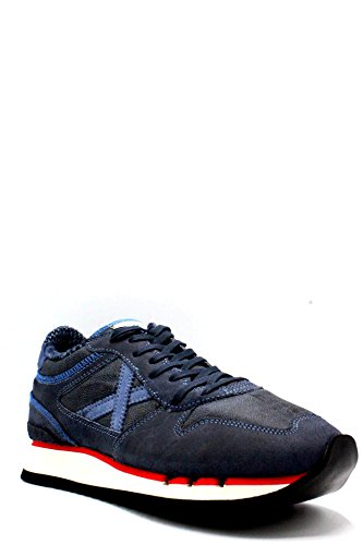 Sneakers Blue Blu Munich Uomo Nuovo 8860029 gxAP8xqa