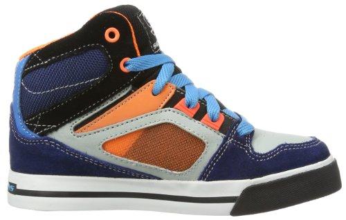 Skechers Yoke - Zapatillas, Niño Azul (Nvor)