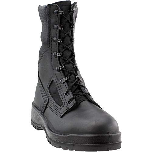 Belleville 300TROPST Hot Weather Steel Toe Combat Boot, Black, Size - Toe Jungle Steel