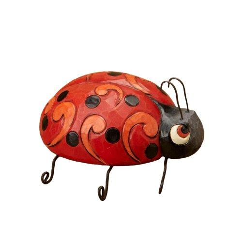 Enesco Jim Shore Heartwood Creek Mini Ladybug, 1-3 4-Inch