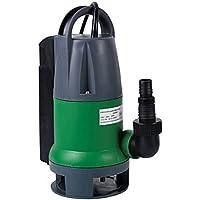Ribiland prpvc550ca - Bomba de drenaje para aguas cargadas (potencia: 550 W, flotador integrado)