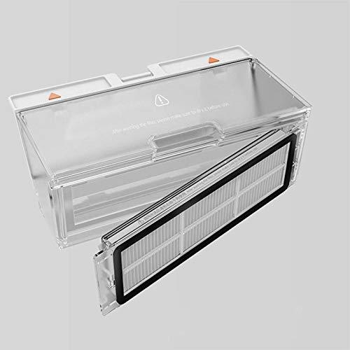 Robot de barrido accesorios piezas de recambio x2 Hi-Tech-Global Version Mejorada impermeable lavable HEPA filtro para Xiaomi mijia 1st//2ST roborock