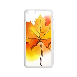The Beautiful Maple leaf Hight Quality Plastic Case for Iphone 6