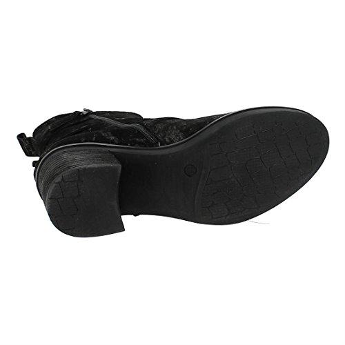Mjus Women's Boots Black QaJi5wf