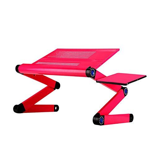 Qiaoba- Bed computer desk fold desk