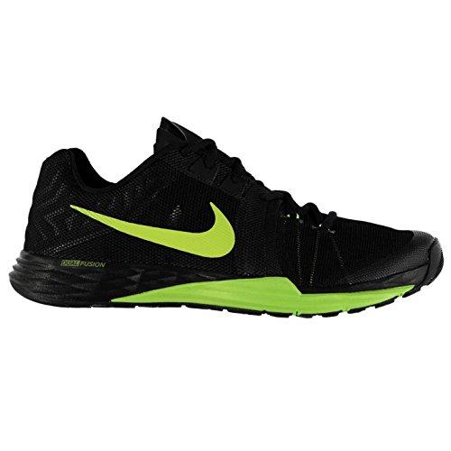 Nike Zug Prime Eisen DF Laufschuhe Herren Schwarz/Volt Fitness Trainer Sneakers