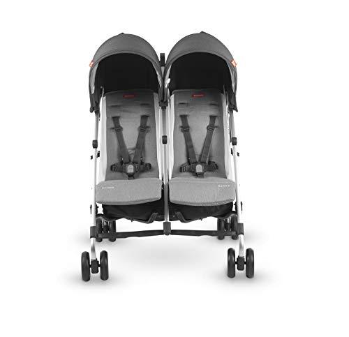 Best Deals! UPPAbaby G-Link 2 Stroller- Jordan (Charcoal Melange/Silver)