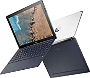 """HP X2 2-in-1 Chromebook Detachable 12.3"""" 2K Touch-Screen w/ 128GB Memory Card 