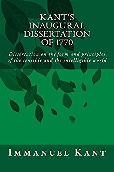 inaugural dissertation examples