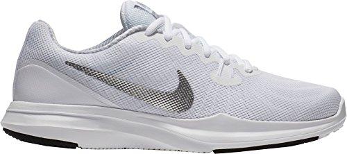 ささいなライド写真ナイキ シューズ スニーカー Nike Women's In-Season 7 Training Shoes WhiteSilve [並行輸入品]