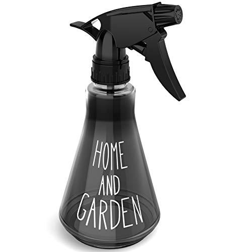 Babacom Spray Bottle, 500ML PET Plastic Empty Spray Bottle, 3 Modes Refillable Trigger Sprayer for Cleaning, Air Freshening, Gardening