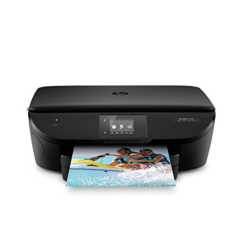 HP Envy 5665 Touchscreen LCD e-All-in-One Printer-Smartphone/Tablet Printing
